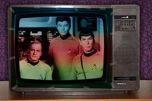 Surt la TV a color a EEUU