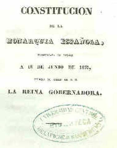 S'aprova la Constitució Espanyola