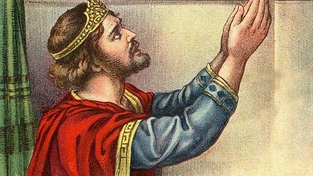 God Triumphs Over Jehoshaphat Enemies.