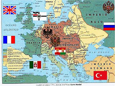 Extensió del conflicte