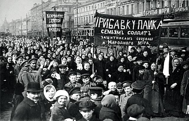 Caiguda del tsarisme