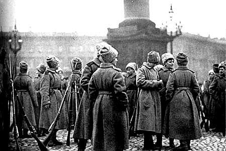 La Revolució d'octubre