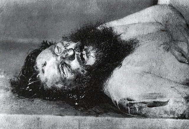 DEATH OF RASPUTIN