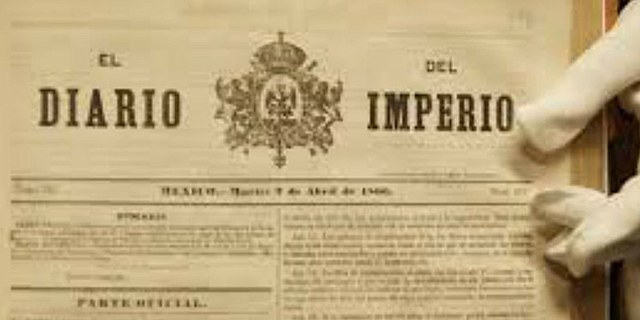 Decreto del gobierno de Maximiliano