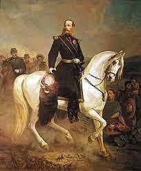 ¿Habsburgo abandona México?