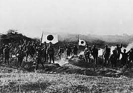Japó declara la guerra a Alemnya