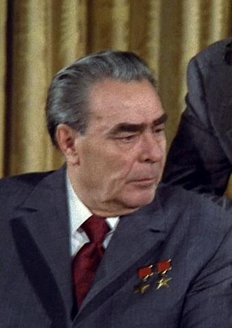 Breznev diventa nuovo segretario generale del PCUS
