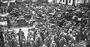 Batalla de Tannenberg (front oriental)