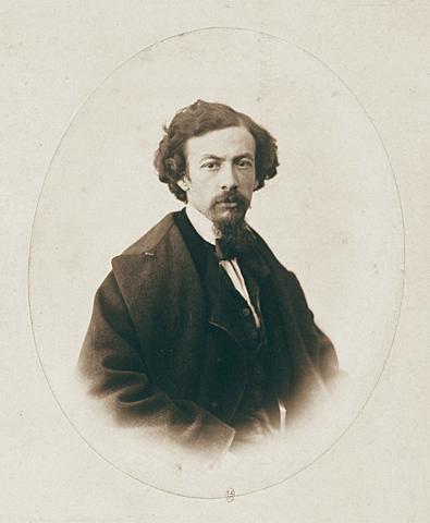 Gustav Le Grey:  Colodión húmedo