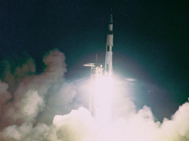 Apollo 17's return