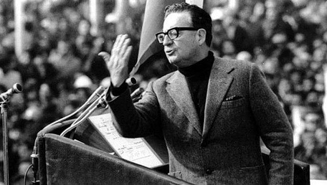 Salvador Allende è eletto Presidente del Cile