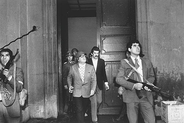 Colpo di stato contro Salvador Allende