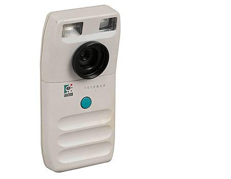 Logitech Fotoman, de la cámara al ordenador