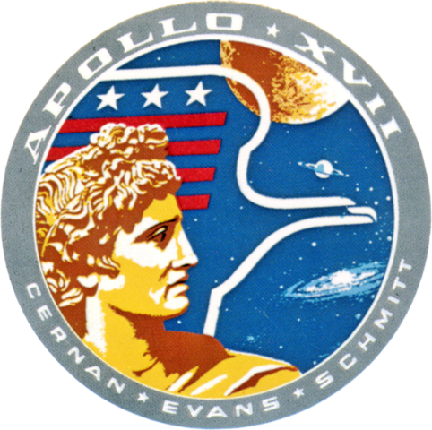 Apollo 17's return from moon