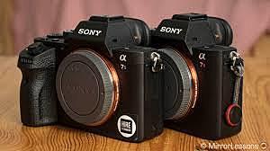 Sony a7S II / a7R II