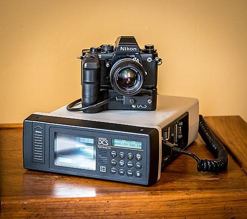 Cámara Kodak DCS-100