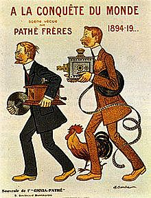 Charles Pathé - Otro ambicioso del cine