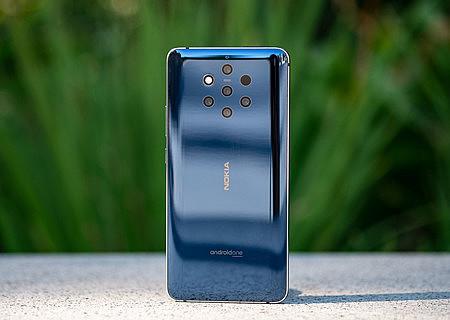Cámara Nokia 9