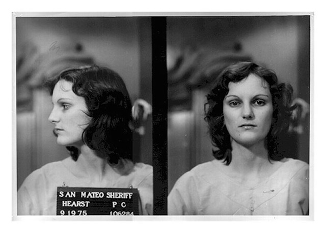 Patty Hearst becomes most wanted man in America
