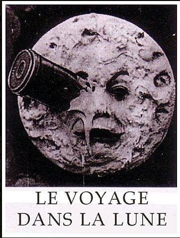 Voyage dan la Lune: George Méliès