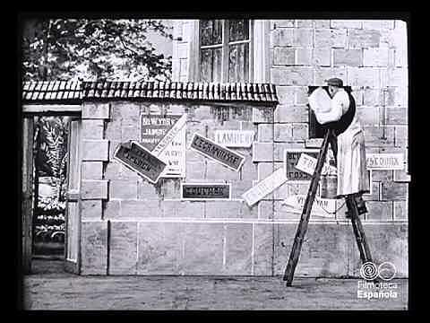 Défense d'afficher George Méliès