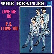 """Love me do"" the Beatlesi laul"