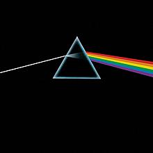"""Pink Floyd tegi albumi nimega """"The Dark Side of the Moon"""""""