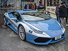 Lamborghini huracan första tabben: V10