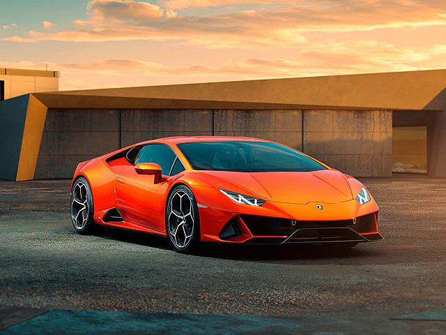 Lamborghini huracan tredje tabben: V10