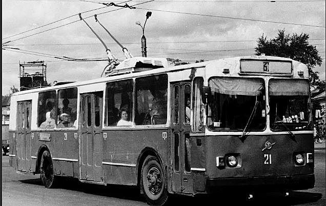 открыто троллейбусное движение.
