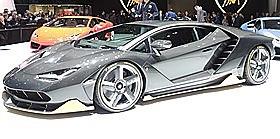 Lamborghini Centarnio: Tuned adventador V12 med 759 HP.