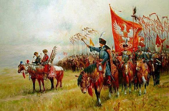 Russian-Polish war start