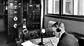 История радио timeline