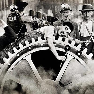 As quatro fases da Revolução Industrial timeline