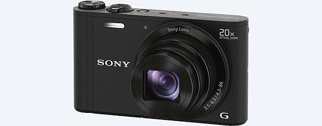Sony Cyber-Shot DSC WX300