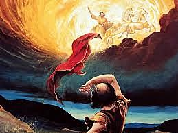 Elisha Succeeds Elijah