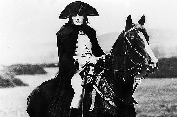 Napoleón: Abel Gance, épica pura.