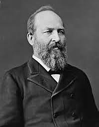 The twentieth president