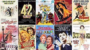 La Edad de oro de Hollywood - 1920 y 1960 -  Época marcada por el glamour, la elegancia, los actores reconocidos por su porte y su versatilidad en la actuación
