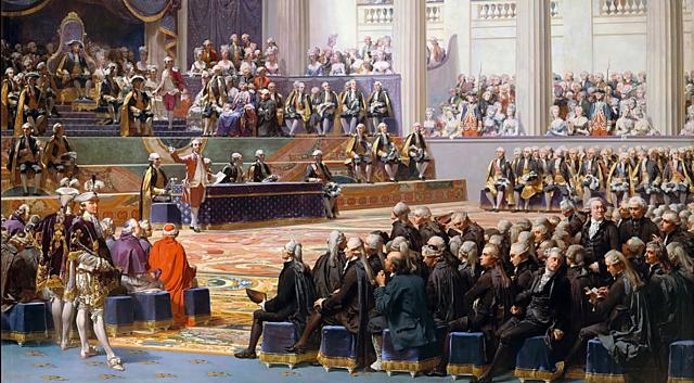 Stati Generali convocati a Versailles