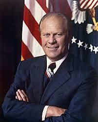 The thirty-eighth president