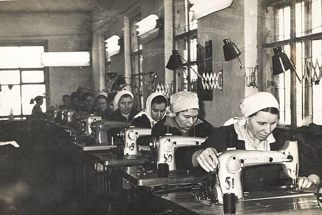 Основание швейной фабрики
