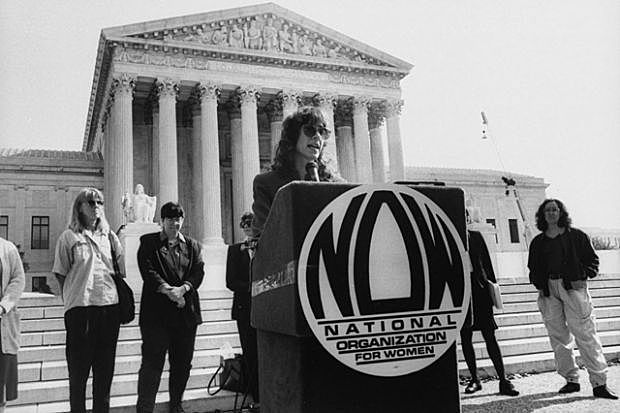 The National Organization for Women was Founded