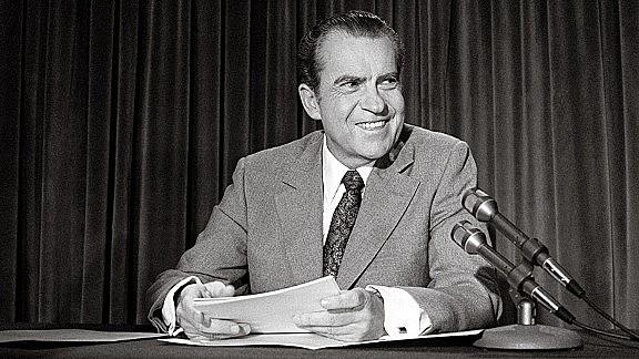 President Nixon Signs Title IX of the Education Amendments Act