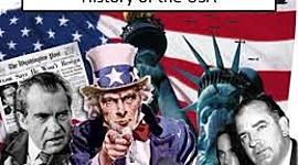 History about the USA timeline