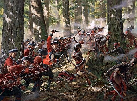 French & Indian War (7 Years' War)