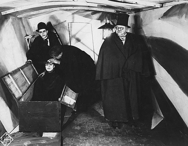 El gabinete del doctor Caligari: Robert Weine: