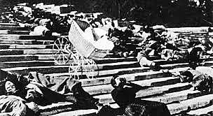 El acorazado de Potemkin: Sergei Eisenstein