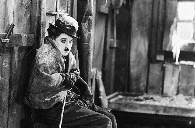 La Quimera del Oro (Gold Rush): Charles Chaplin