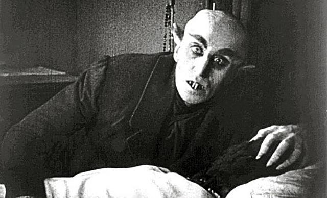 """""""Nosferatu, una sinfonía de Horror"""": Murnau"""